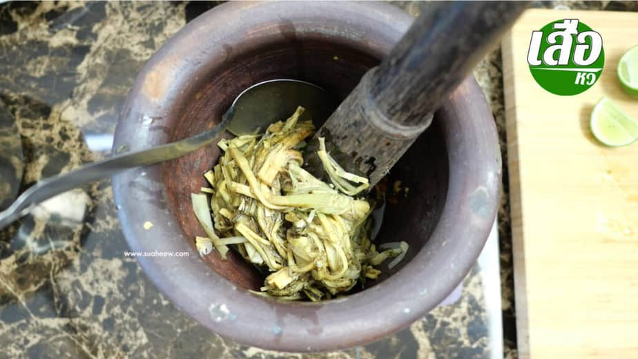 วิธีและขั้นตอนการทำซุปหน่อไม้